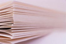 Pile of File Folders --- Image by © Royalty-Free/Corbis