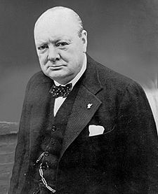 """William Churchill famously observed that: """"The pessimist sees the difficulty in every opportunity, while the optimist sees the opportunity in every difficulty""""."""