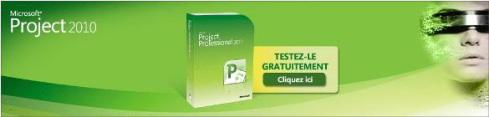le site de microsoft projet en français