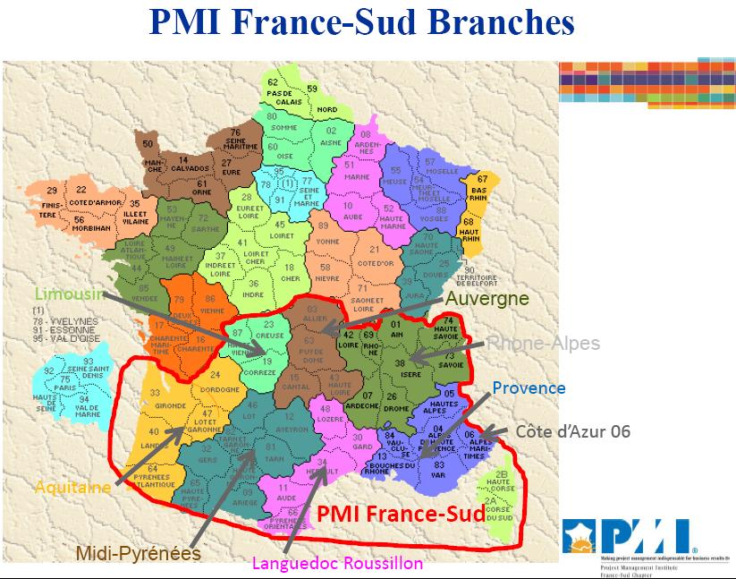 Pmi france sud souffle ses 10 bougies for Booking sud de la france