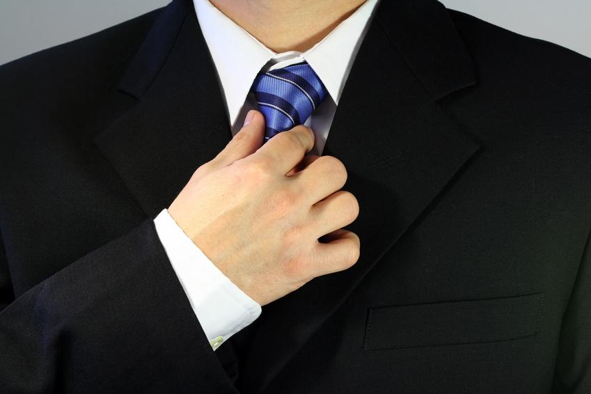 Rencontre businessman