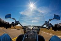 Ballade à moto