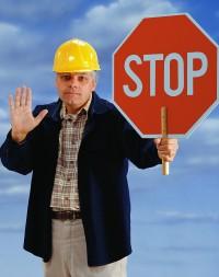 """stop arrêt de projet """"no go"""""""