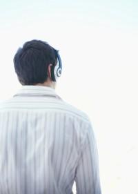 écouter un podcast