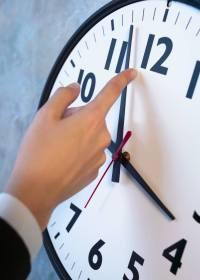 Remettre les horloges à zéro