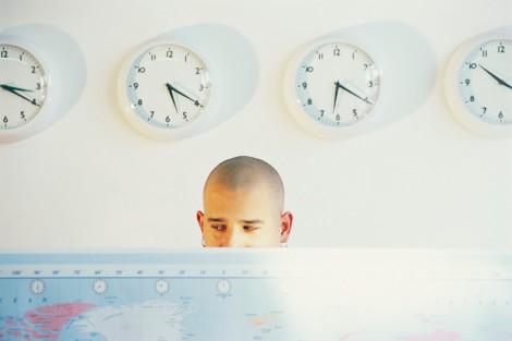 différents fuseaux horaires