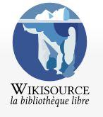 lire sur wikisource