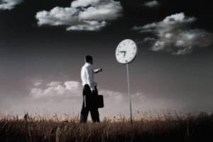courir après la montre - dernières minutes