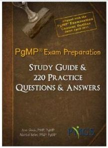 study guide pgmp