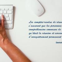 """10 astuces pour rédiger de bons comptes-rendus de réunion (Collection """"best-of"""")"""