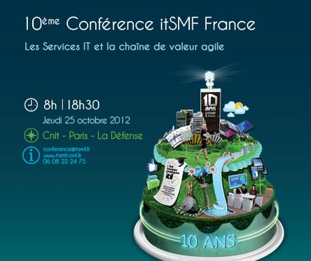 itSMF France 2012