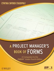 a PM's book of forms