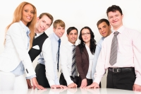 équipe projet/business