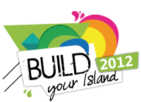 logo Build Your Island 2012