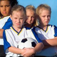 équipe sportive junior