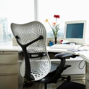 chaise vide