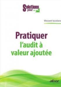 Pratiquer Audit valeur ajoutée-couverture