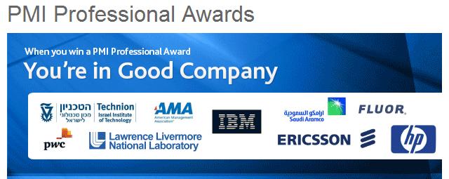 pmi awards