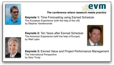 EVM Keynotes2013