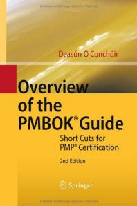 overview of the pmbok guide
