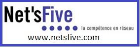 NetsFive Logo