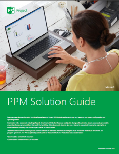 MS PPM SOlution Guide