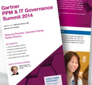 gartner PPM summit 2014