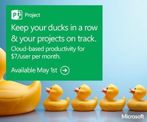 Microsoft est Partenaire de DantotsuPM - Visitez la page ProjectLite