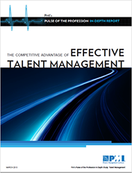Pulse of the Profession® In-Depth Report Talent Management