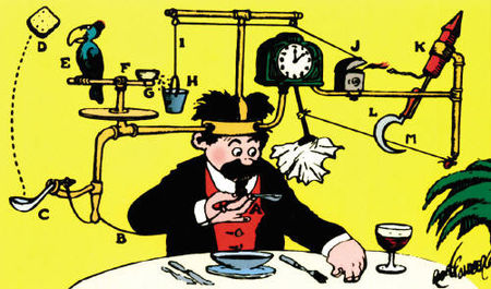 rube goldberg