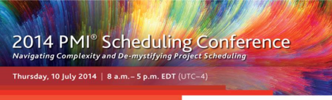 Scheduling Conference 2014