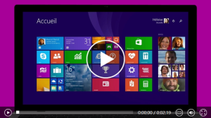 Didacticiel Windows 8.1