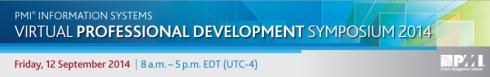 PMI Webinar 12 sept 2014
