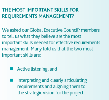 The report identifie 2 key skills to develop !
