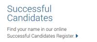 APMG Successful candidates