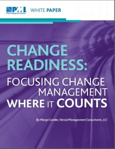 Change readiness PMI