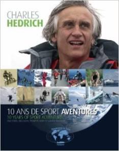 Livre sur Charles Hedrich et ses aventures