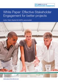 Effective stakeholder engagement APMG