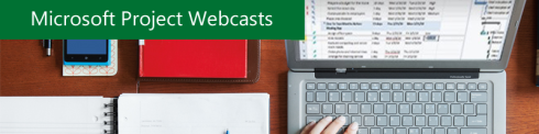 MS Project Webcasts