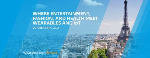 wearable tech paris 2014
