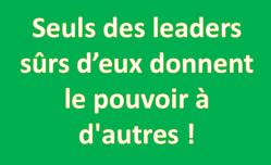 les leaders sur d eux