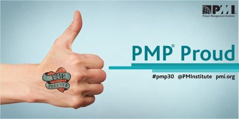 Le standard des certifications en management de projet, Project Management Professional (PMP®) du Project Management Institute PMI® a 30 as ce mois ci !