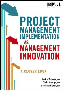 Project Management Implementation as Management Innovation A Closer Look