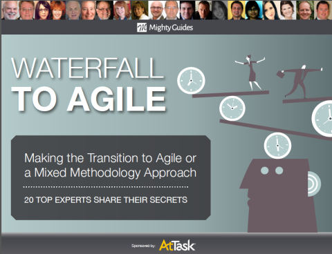 at task waterfall to Agile