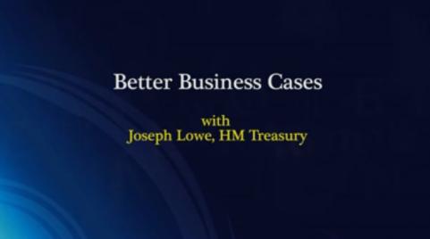 Better business cases