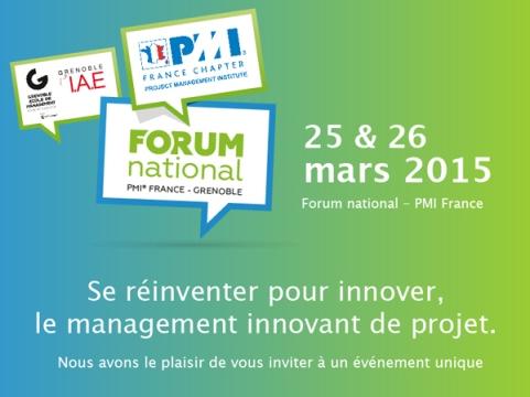 PMI Forum 2015 France