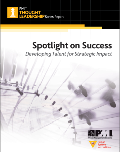 PMI Thought Leadership - Talent