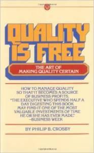 Le livre de Phil B. Crosby