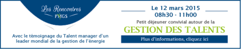 Gestion Talents PMGS 12 Mars 2015