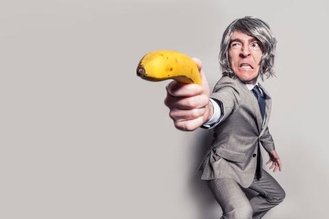 banana revolver